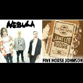 Nebula | Five Horse Johnson Tickets