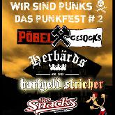 Wir sind Punks - Das Punkfest Tickets