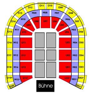 Tui Arena Hannover Veranstaltungen Tickets Eintrittskarten