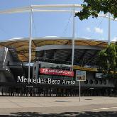 Veranstaltungen Mercedes Benz Arena