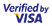 Eventbuero Verified by Visa Sigel